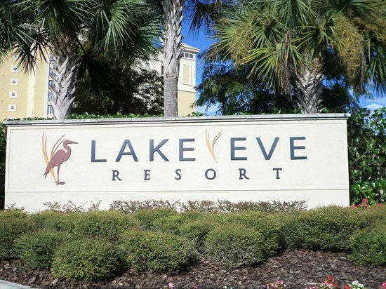 Lake Eve Resort : Welcome to Lake Eve