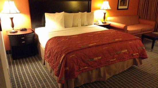 Valley River Inn: Room