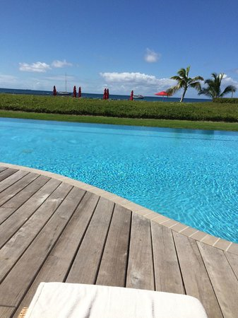 Four Seasons Resort Nevis, West Indies : Adult Pool