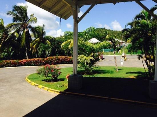 Karibea Resort Sainte Luce Amyris: Entrée de l'hôtel