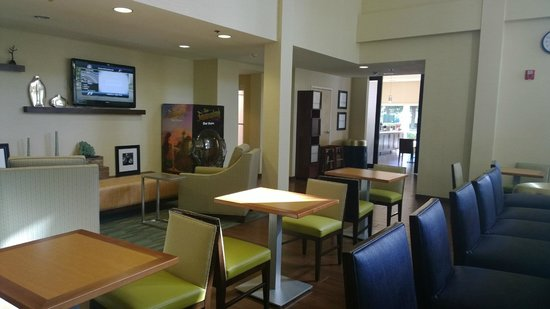Hampton Inn Orlando/Lake Buena Vista: Lobby