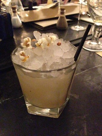 The Alchemist: 'A Night at The Movies' cocktail