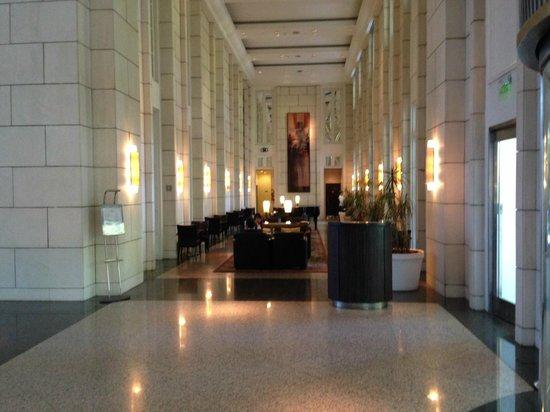 Park Hyatt Mendoza : zona del Bistro M del hotel