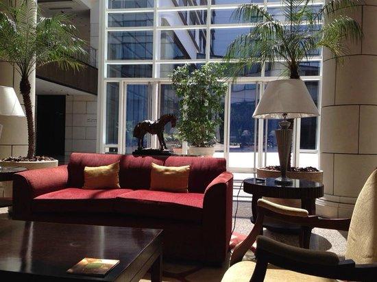 Park Hyatt Mendoza: lobby