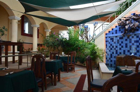 Marisol Boutique Hotel: Restaurante en la planta baja