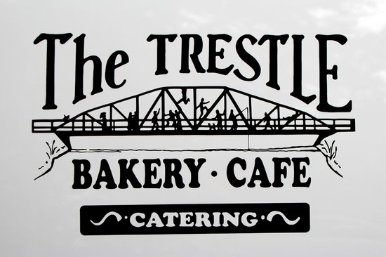 The Trestle: Catering truck
