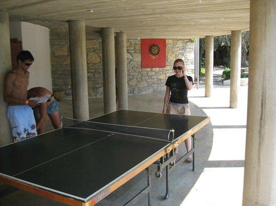 Ora Tatil Koyu: Пинг-понг