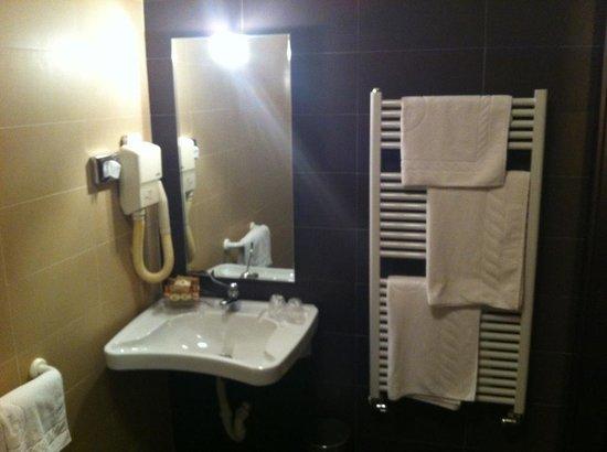 Montini Hotel : Bagno