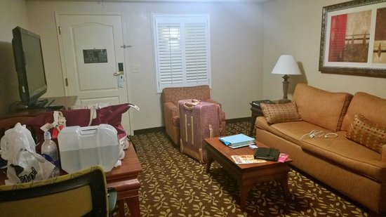 Embassy Suites by Hilton Orlando Airport : Room