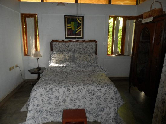 Rancho Olivier Bed & Breakfast: Dormitorio