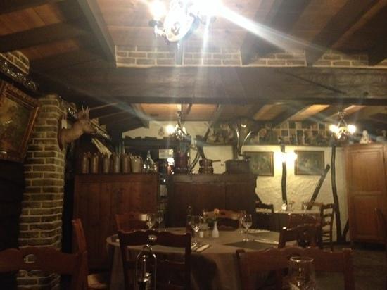 Sparhof: Like a hunting lodge!