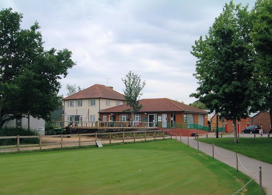 Go Ape Moors Valley: Clubhouse