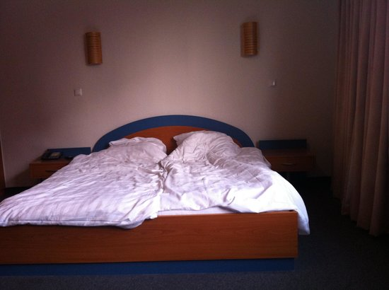 Hotel Ambiente Berlin City: letto