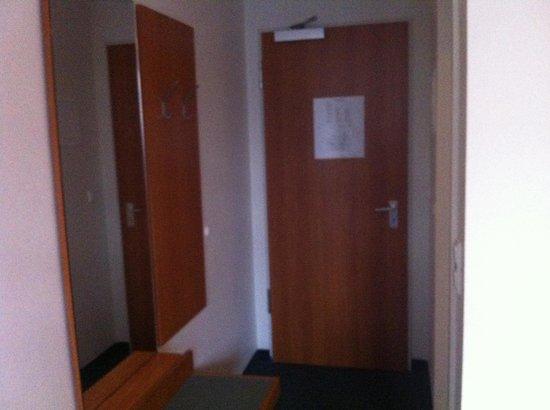 Ambiente Hotel: ingresso