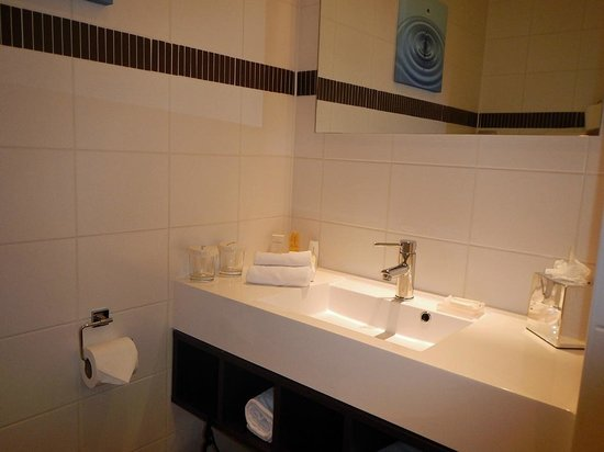 Hilton Garden Inn Leiden: Bathroom