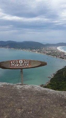 Mirante Eco 360: Vista do cantão