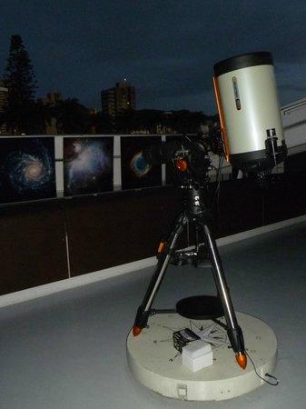 Espaco Do Conhecimento UFMG: Telescópio