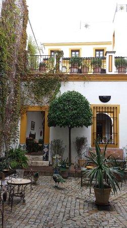 Hotel Casa Imperial: Patio recepción
