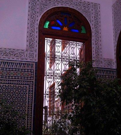 Dar Al Andalous: soggiorno