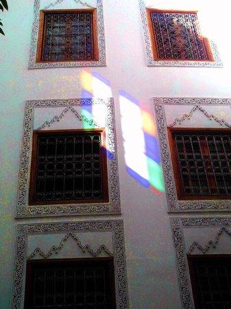 Dar Al Andalous: zona colazione