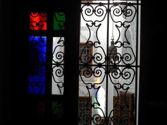 Dar Al Andalous: vista dalla camera