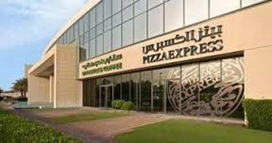 Hilton Kuwait Resort: Best Pizza ever had