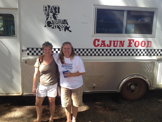 Dat Cajun Guy: Kaij & Virg w/happy stomach's