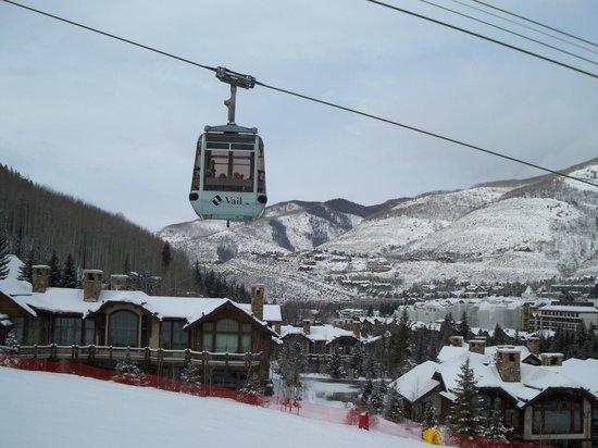 Vail Mountain Resort: Vail Eagle Bahn gondola