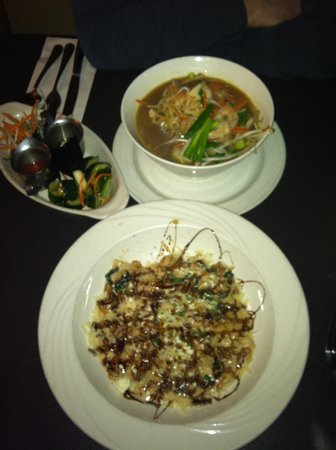 Mustard Seed : Ravioli and Noodle Bowl