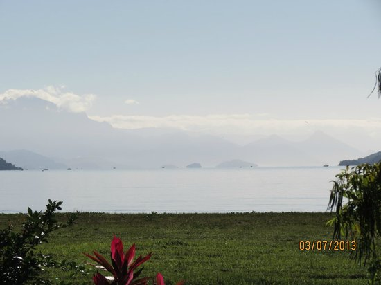 Pousada Vistamar: View from the room