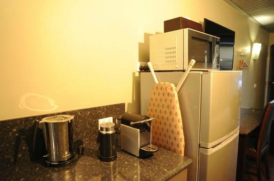 Morwell Motel: Quality appliances in every room