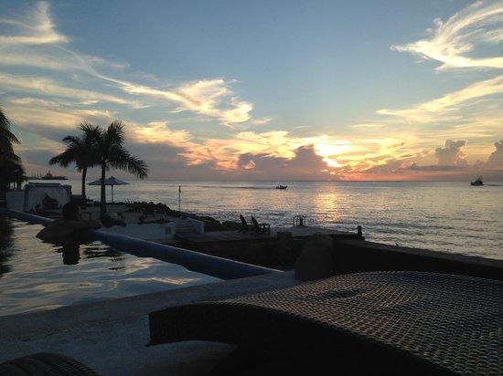 Hotel B Cozumel: Aussenbereich