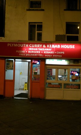 Plymouth Curry And Kebab House