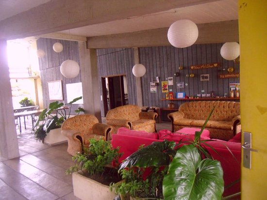 Richmond Vale Diving & Hiking Centre : The common area