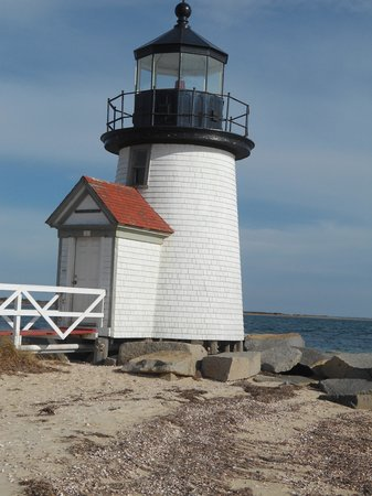 The Nantucket Hotel & Resort : Nantucket Lighthouse (Walking distance)