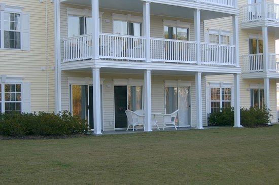 Brunswick Plantation Golf Resort: condo
