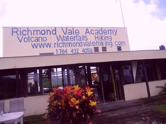 Richmond Vale Diving & Hiking Centre : Front of building