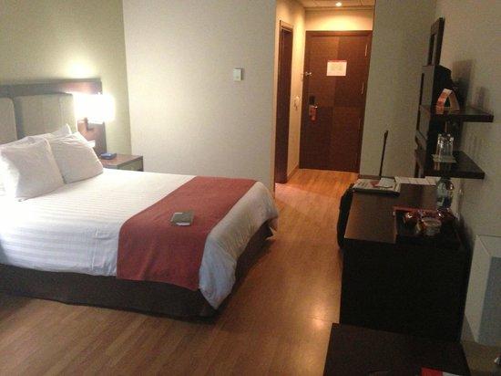 Hotel Ciudad de David: Standard room