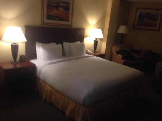 Hilton Houston Galleria Area: king bed