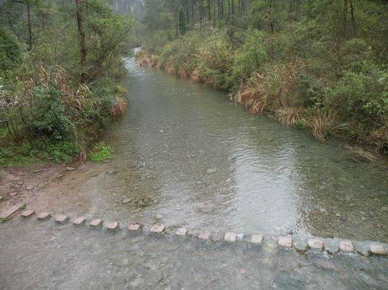 Shen Xianju river - 仙居県、仙...