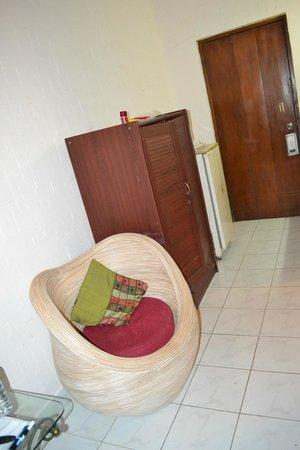 Hotel Alit's Beach: Room