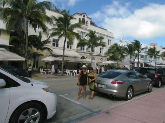 Marriott Vacation Club Pulse, South Beach: afuera del hotel