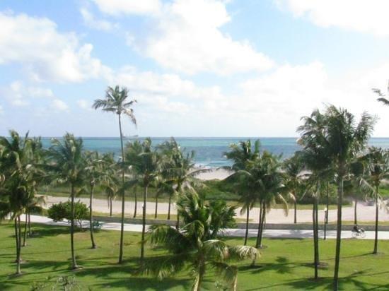 Marriott Vacation Club Pulse, South Beach: vista de la terraza del desayuno
