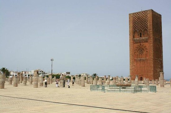Rove Morocco Travels: Rabat Hassan Tower Tour
