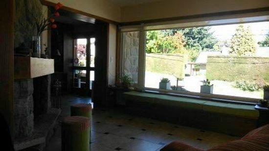 Hosteria Antu Kuyen: Vista desde el comedor