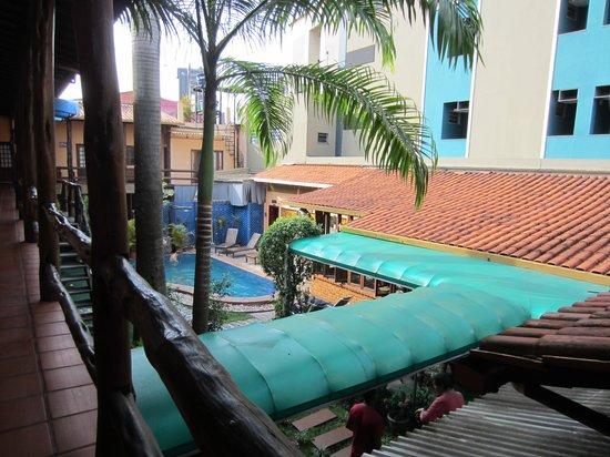 Hotel Le Massilia: Vista da piscina