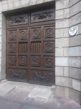 Gema's House: Entrada