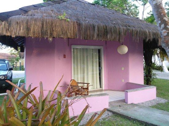 Resort Pau Brasil Praia: bangalo!
