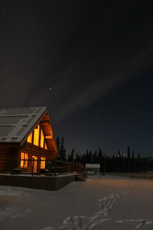 Northern Lights Resort & Spa : main lodge