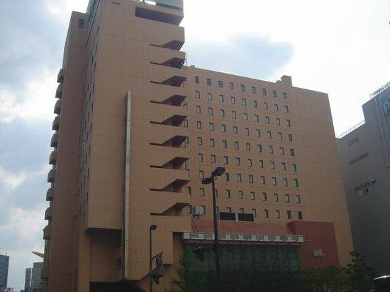 Central Hotel Fukuoka : gaikan